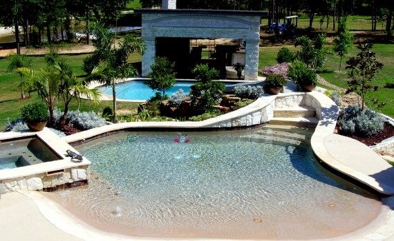 Pool builders archives montgomery custom pools for Custom swimming pools